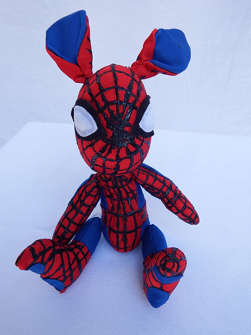 Mini Spiderman bunny
