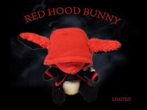 Mini Arkham Knight Red Hood Bunny