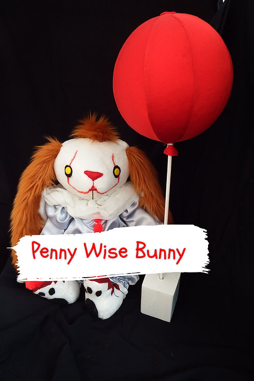 Penny Wise Bunny