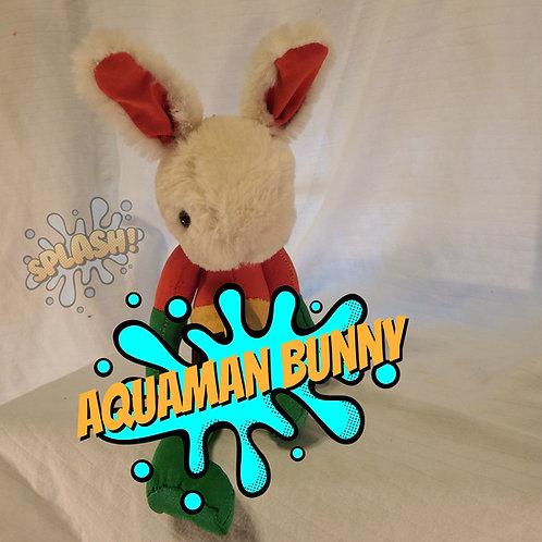 Mini Aquaman bunny