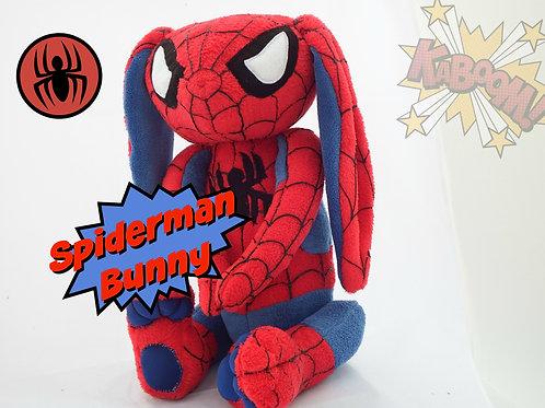 Spiderman Bunny