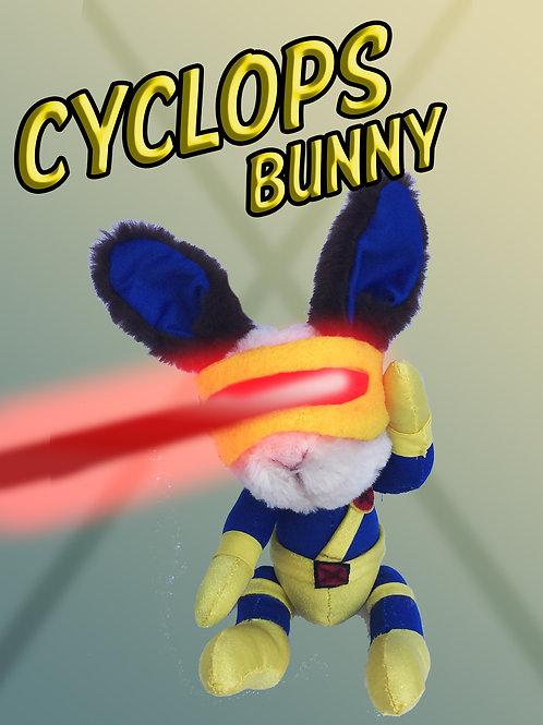 Mini Cyclopse bunny