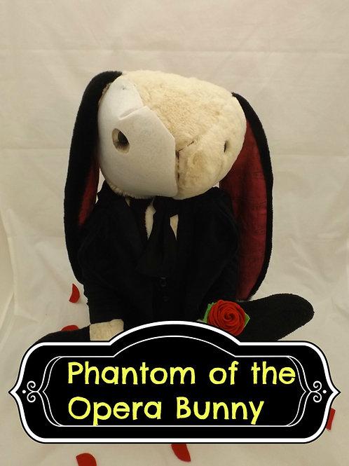 Phantom of the Opera Bunny