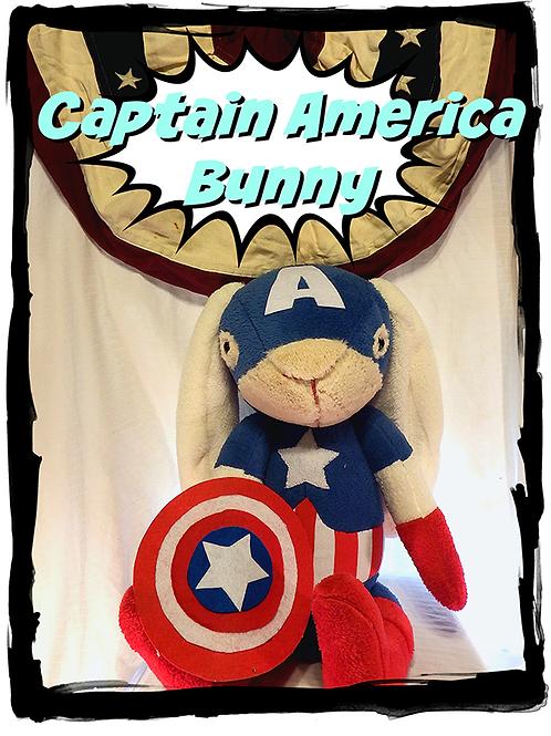 Captain America Bunny