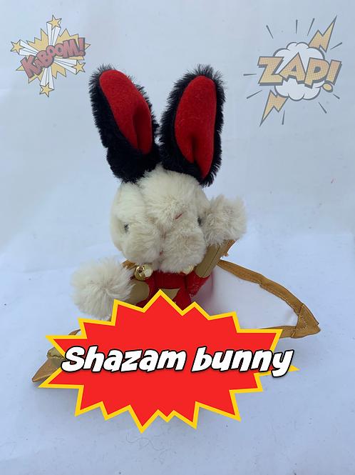 Mini Shazam Bunny