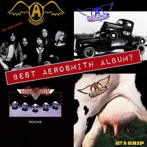 Best Aerosmith Album? The Ultimate Album Match Up!
