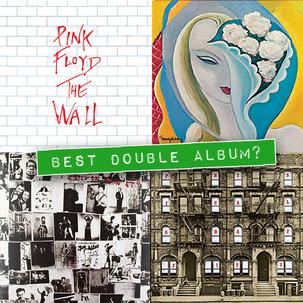 Best Double LP? The Double Album Match Up