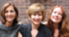 Catherine Desjardins, Isabelle Bonsaint, Monique Ryan