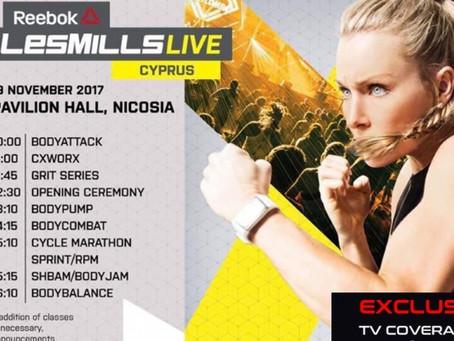 LesMills (Cyprus) Live