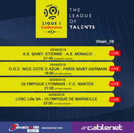 Week 08 - French Ligue1