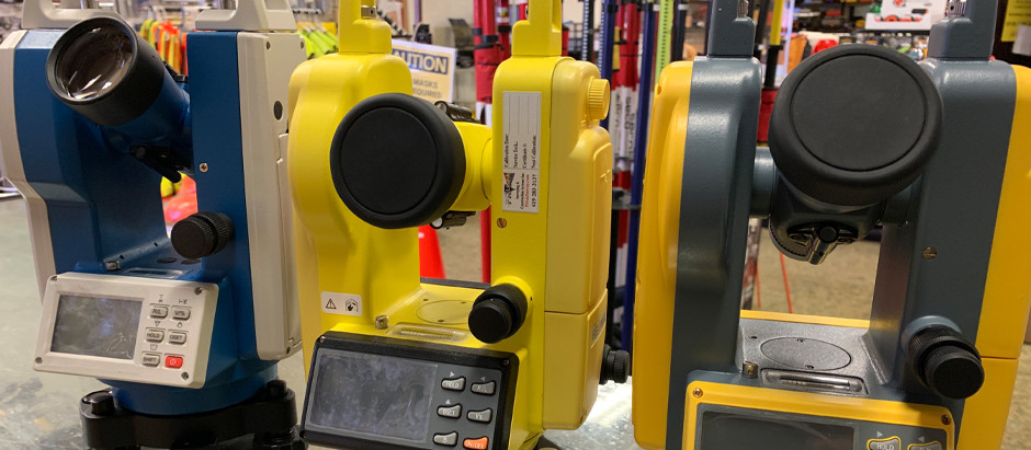 Looking for a Theodolite?