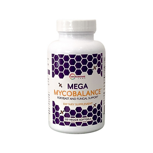 Mega MycoBalance by MicroBiome Labs