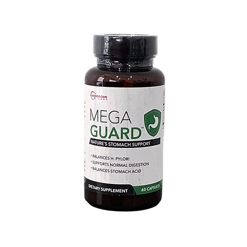 MegaGuard by Microbiome Labs