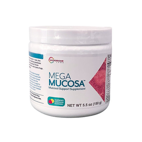 MegaMucosa by Microbiome Labs