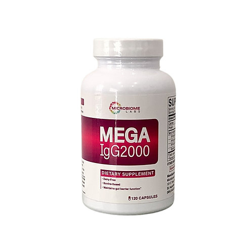 Mega IgG2000 by Microbiome Labs