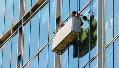 External Curtain Wall Cleaning