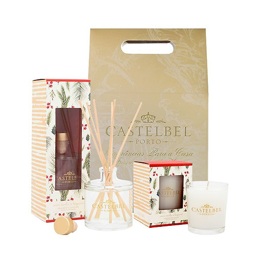 CASTELBEL / Forest Aromatic Candle and Diffuser Gift Set