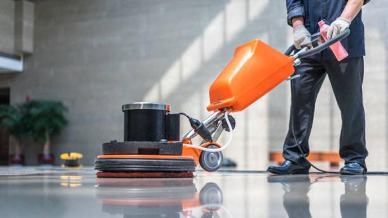 Floor Sealing and Polishing/ Marble Floor Treatment