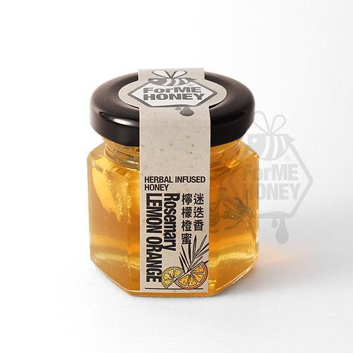 CITY'SUPER / ForME HONEY R.Mary Lemon Orange Honey 40ml