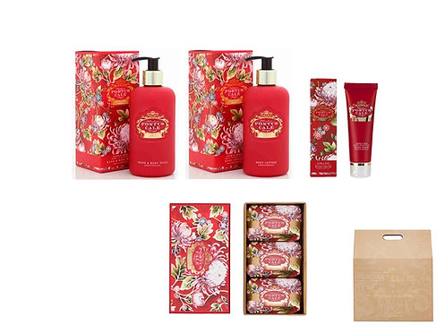 CASTELBEL / Noble Red Hand &  Body Wash, Body  Lotion, Soaps & Hand cream