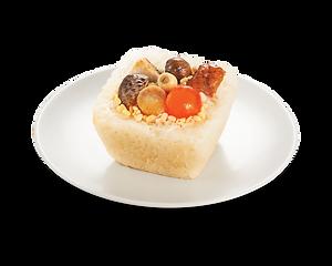 Petite Rice Dumpling with Whole Conpoy.p