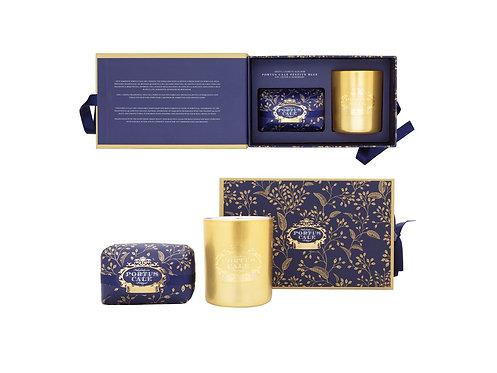 CASTELBEL / Festive Blue Candle & Soap