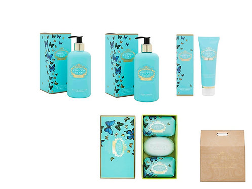 CASTELBEL / Butterfly Hand & Body Wash, Body Lotion, Soaps & Hand cream