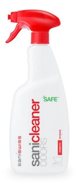 SANISWISS / C6 Deodorant Cleaner - 750ml