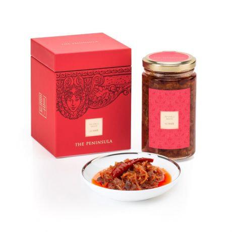 THE PENINSULA BOUTIQUE / XO Chilli Sauce