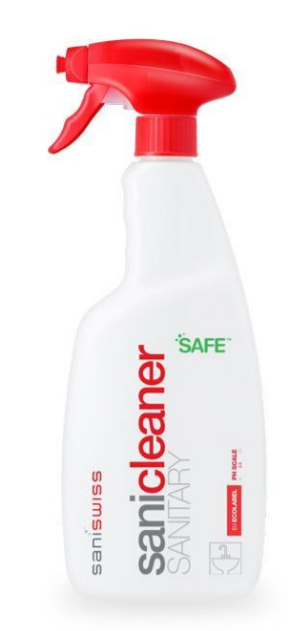 SANISWISS / C3 Sanitary Bathroom Cleaner - 750ml
