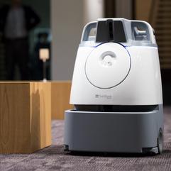 High-tech Robot cleaning machine