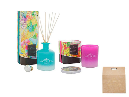 CASTELBEL / Amazonia Diffuser 250ml and Candle