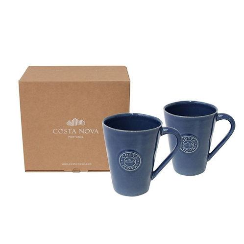 COSTA NOVA / Nova Mugs x 2 (Blue)