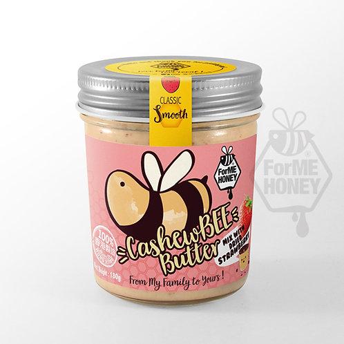 CITY'SUPER / ForMEHONEY CashewBEE Butterw/Strbry 180G