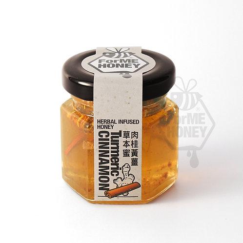 CITY'SUPER / ForME HONEY Turmeric Cinnamon Honey 40ml