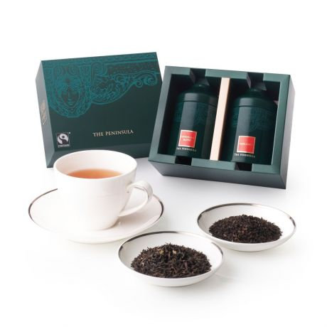 THE PENINSULA BOUTIQUE / Earl Grey and Peninsula Blend Gift Set