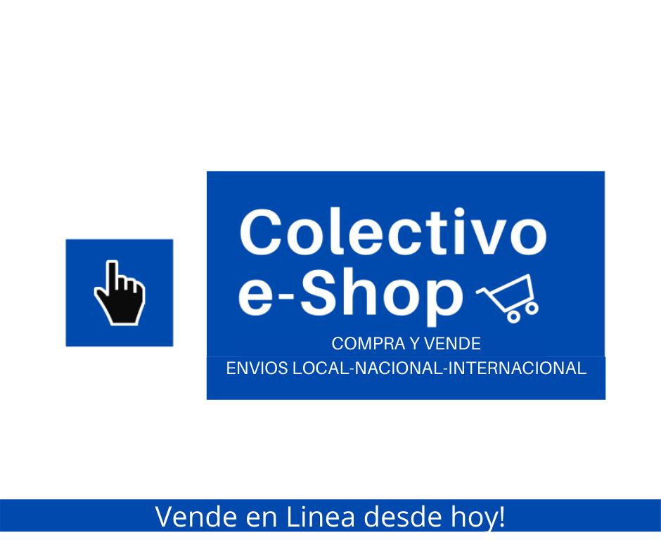 Colectivo en línea e-Shop Tienda en línea