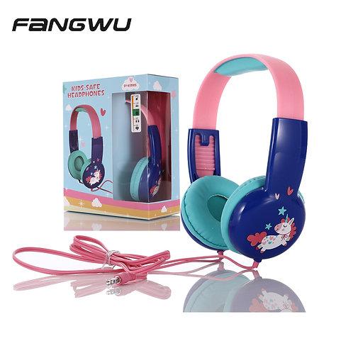 Auriculares Audifonos para niñas y niños  Hermosos colores