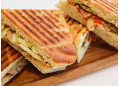 15pc Mini Focaccia Sandwiches