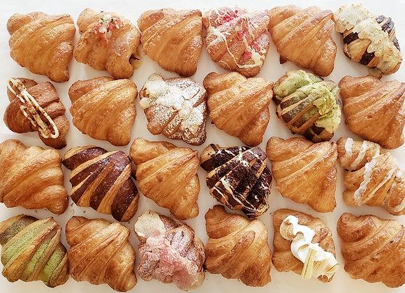 10pc Mini Croissants