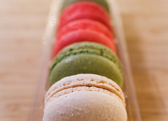 18pc Macarons