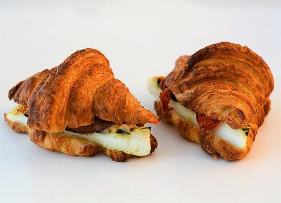 15pc Mini Croissant Sandwiches