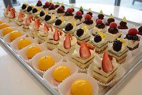 Cake Samplers