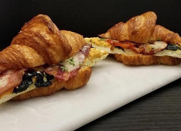 Breakfast Sandwich - Vegetarian