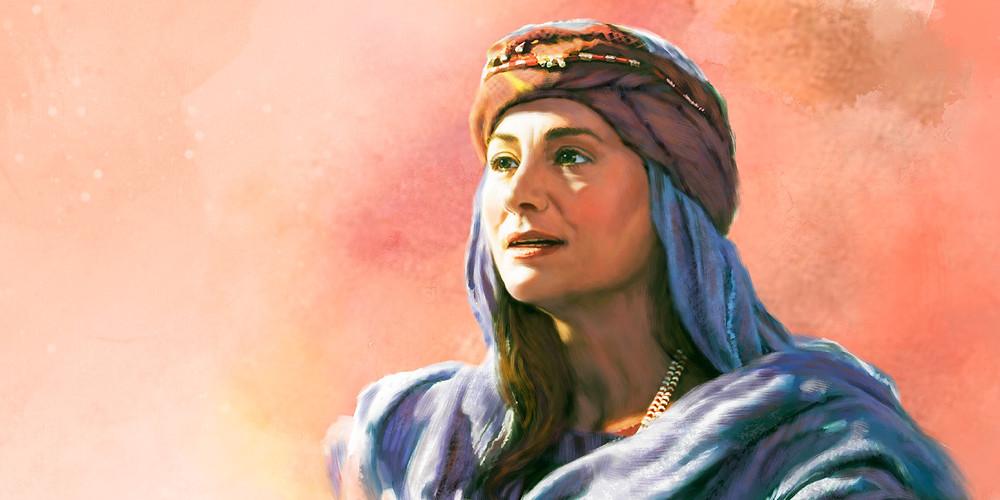 A life like representation of Deborah