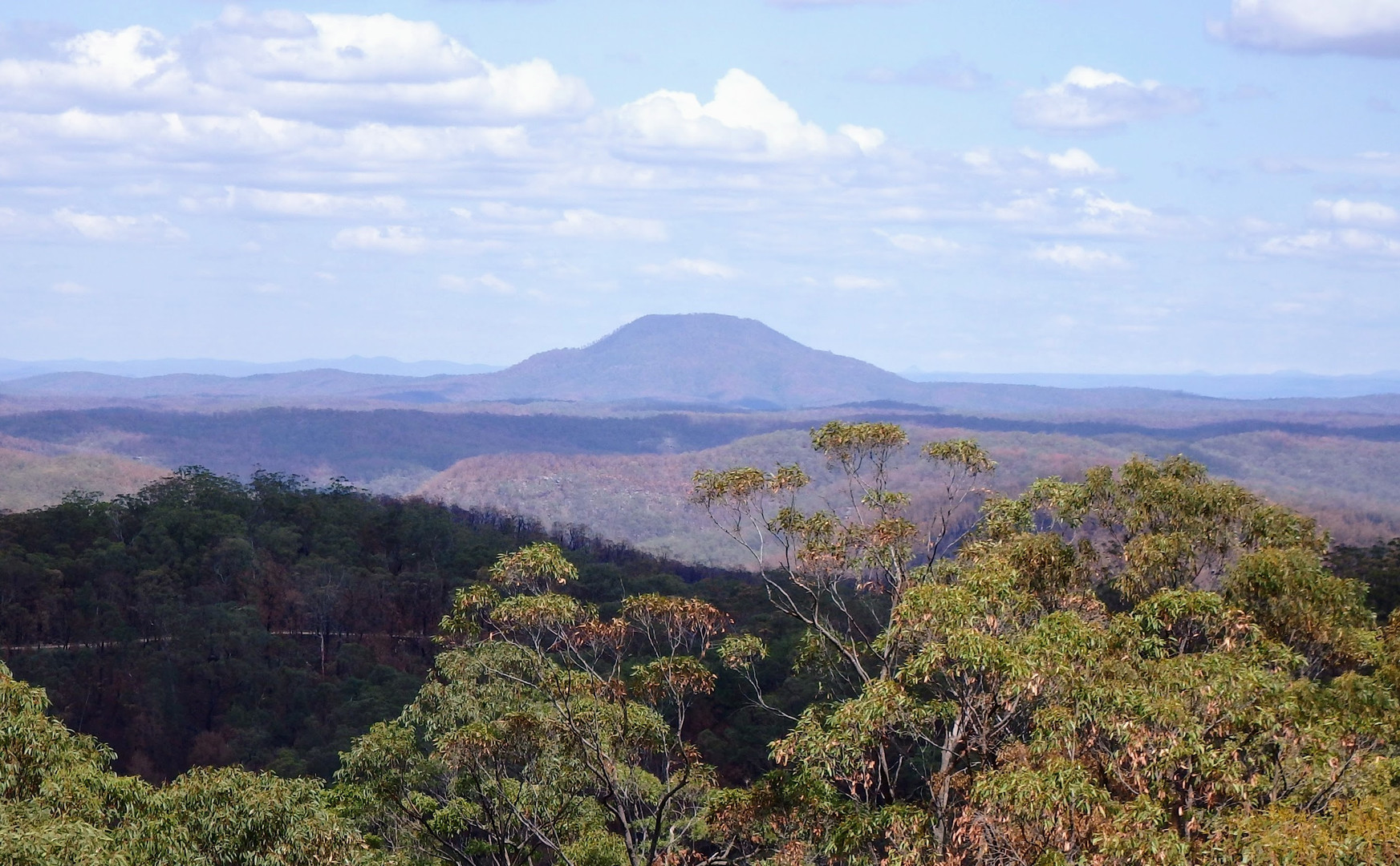 Yengo National Park - a short drive from Wollombi Farm