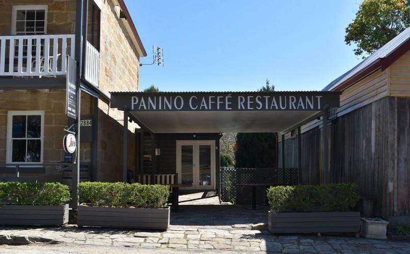 Panino Italian inspired dining in Wollombi Village