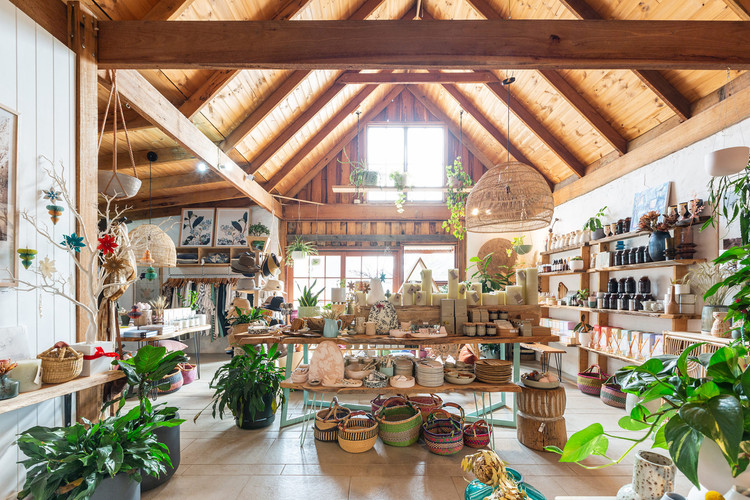 The Fetch Store in the Hunter Valley