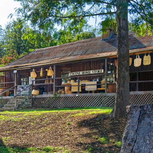The Twine Store - shopping in Wollombi