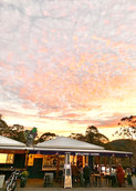 The Wollombi Tavern @ sunset